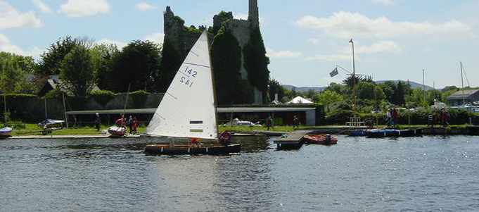 sailing lough derg dromineer